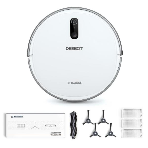 DEEBOT 710 Robot Vacuum Cleaner with Service Kit