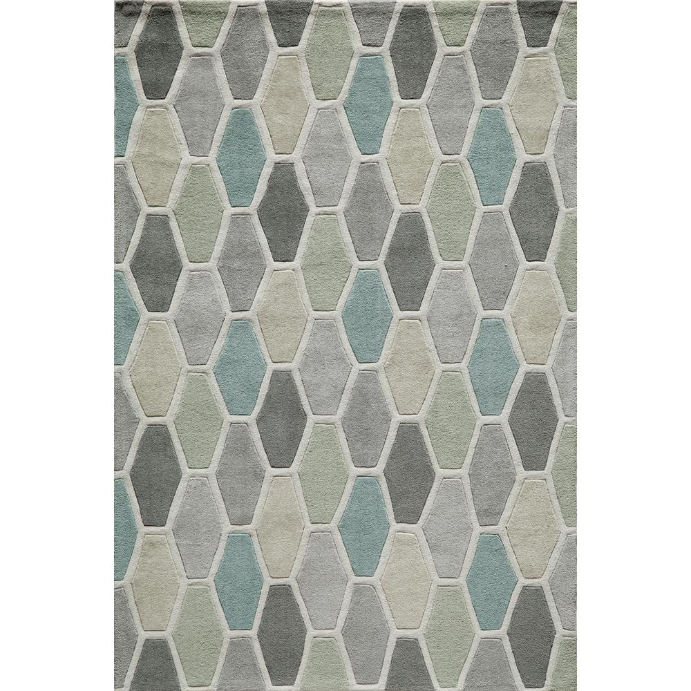 Bliss Multi 2 ft. x 3 ft. Indoor Area Rug