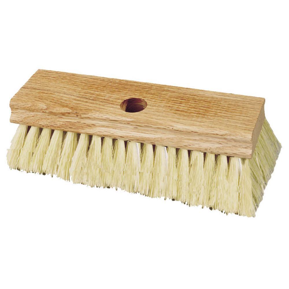 7 in. x 2-3/8 in. Long Bristle Acid Brush