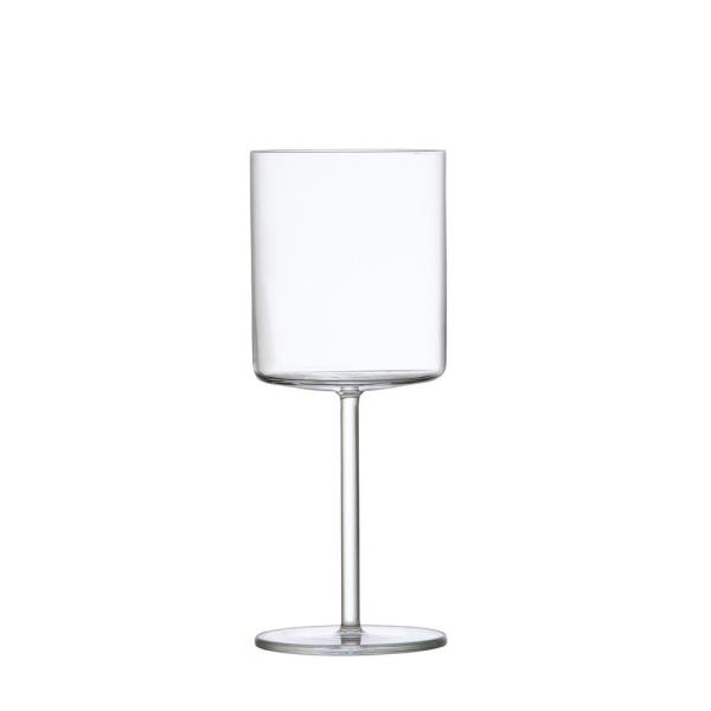 13.5 fl. oz. SZ Tritan Modo White Wine Glasses (Set of 4)