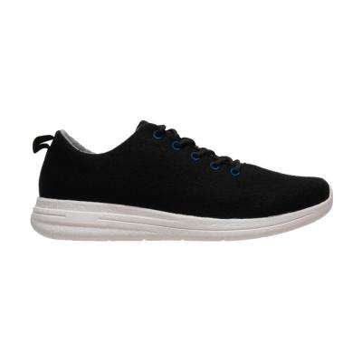 Men's Size 9 Black Wool Casual Shoes