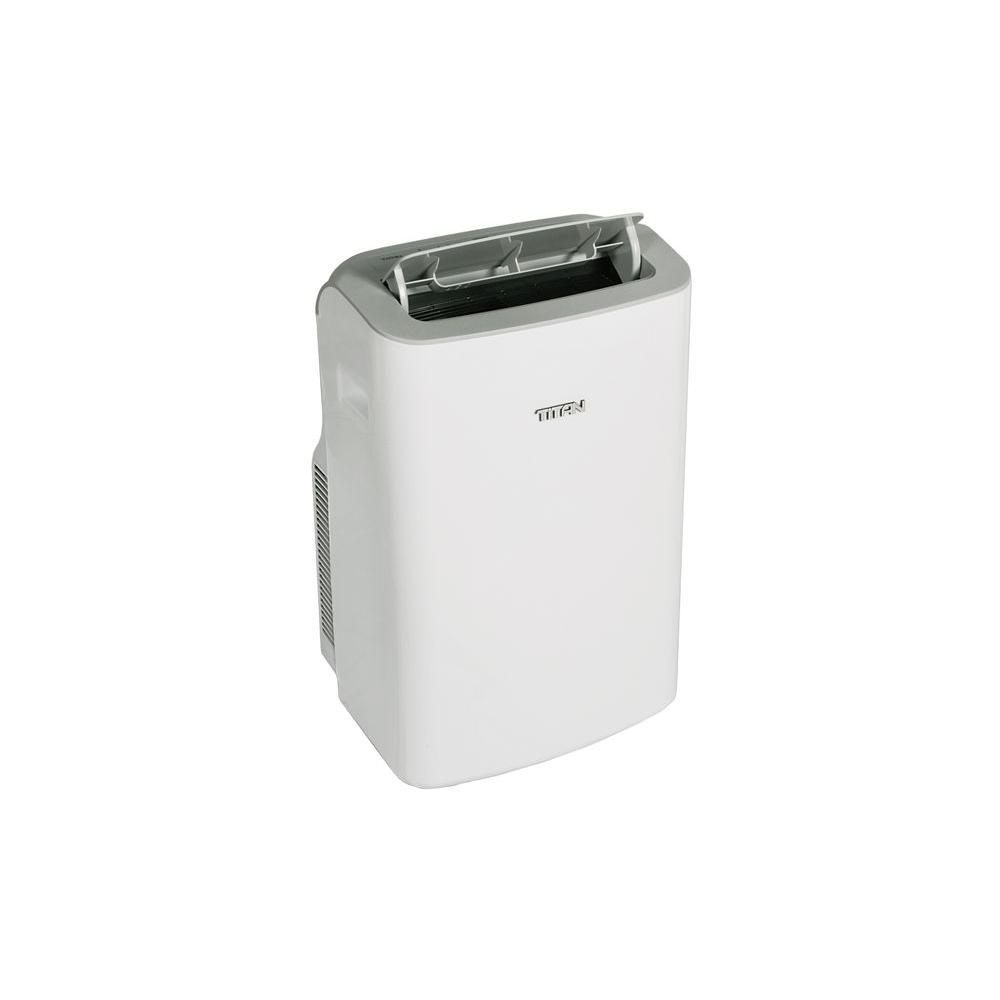 Titan 12,000 BTU Portable Air Conditioner for Up to 450 s...