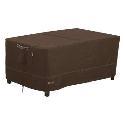 Madrona Rainproof Patio Ottoman Coffee Table Cover