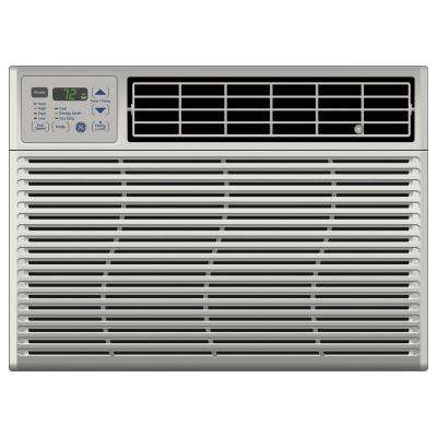 14,200 BTU 115-Volt Electronic Window Air Conditioner with Remote