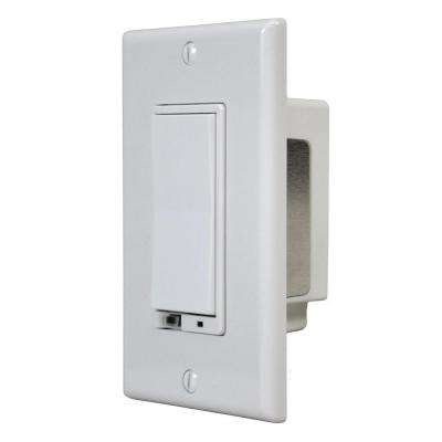Z-Wave Wall Mount Dimmer Switch