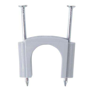 3/4 in. Polyethylene Service Entrance Cable Staple - Grey (10-Pack)