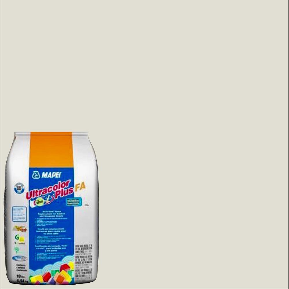 Mapei Ultracolor Plus FA #00 White 10 lb  Grout