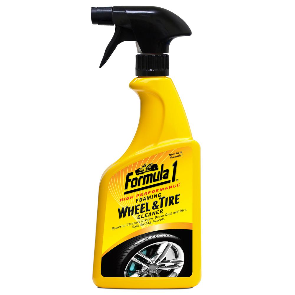 Formula 1 Wheel and Tire Cleaner