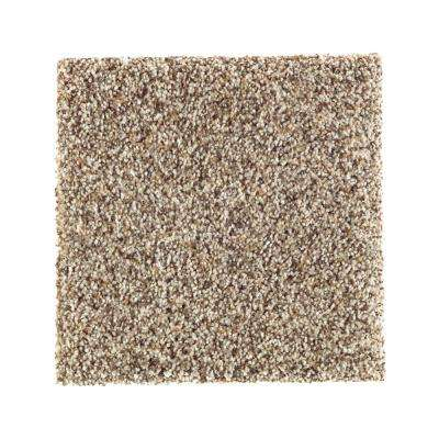 Carpet Sample - Sachet I - Color Whales Fin Texture 8 in. x 8 in.