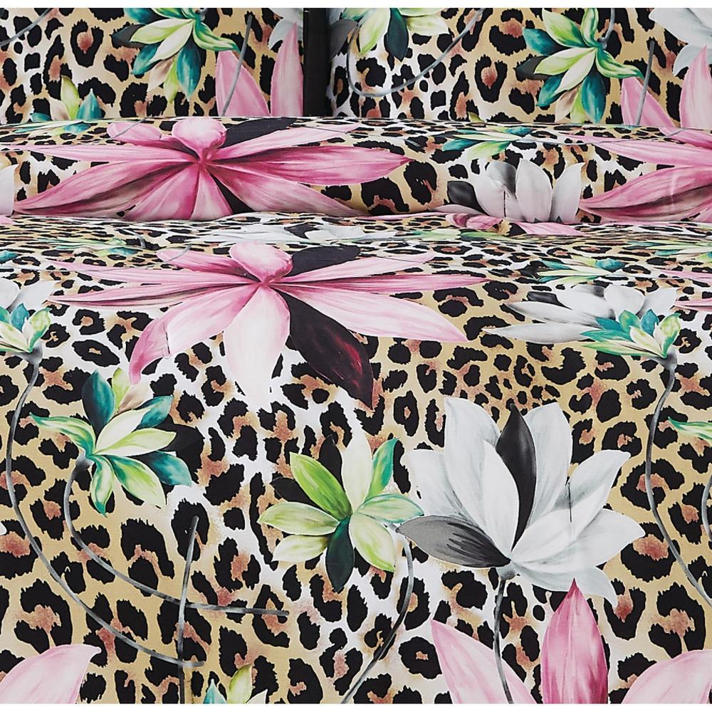 Tahiti Floral Duvet Cover Set