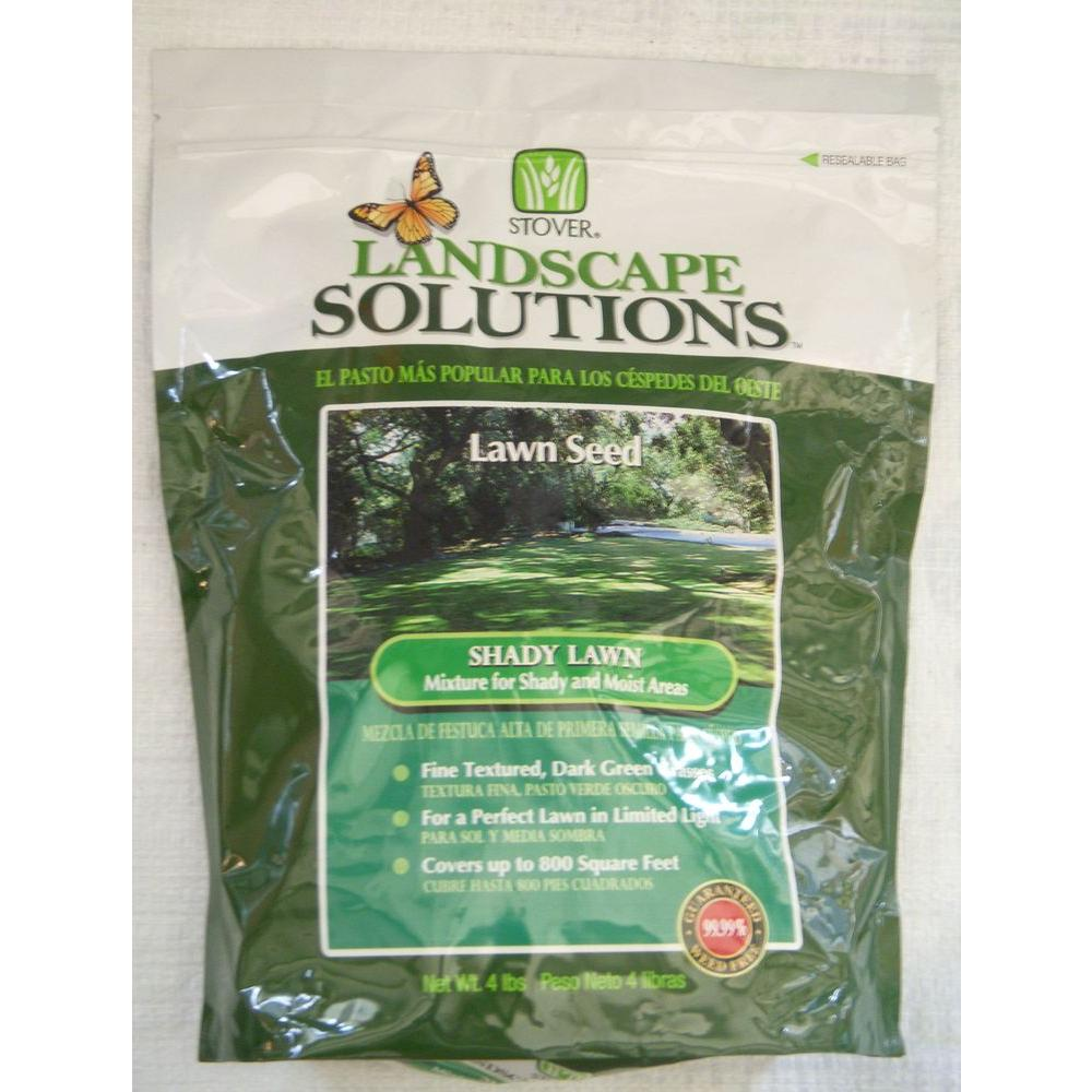 Shady Lawn Grass Seed Mixture