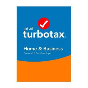 Intuit TurboTax Home & Business 2017 for Windows (Download)