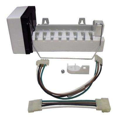 11-1/4 in. x 4-1/2 in. Replacement Ice Maker