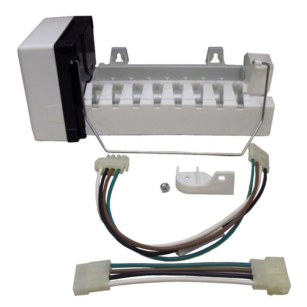 [SCHEMATICS_48YU]  SUPCO 11-1/4 in. x 4-1/2 in. Replacement Ice Maker-SUPCO-RIM277 - The Home  Depot | Ice Maker Wiring Harness |  | The Home Depot