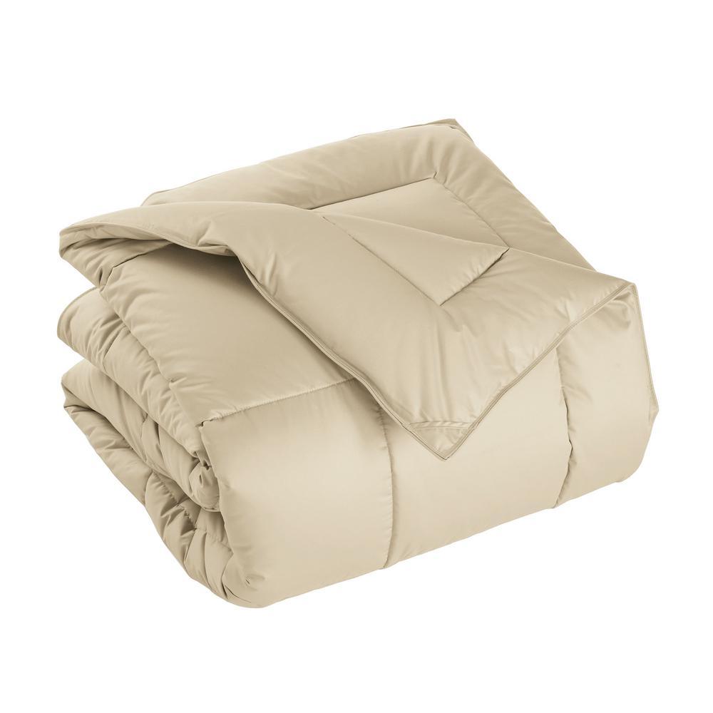 PrimaLoft Deluxe Extra Warmth Alabaster King Down Alternative Comforter