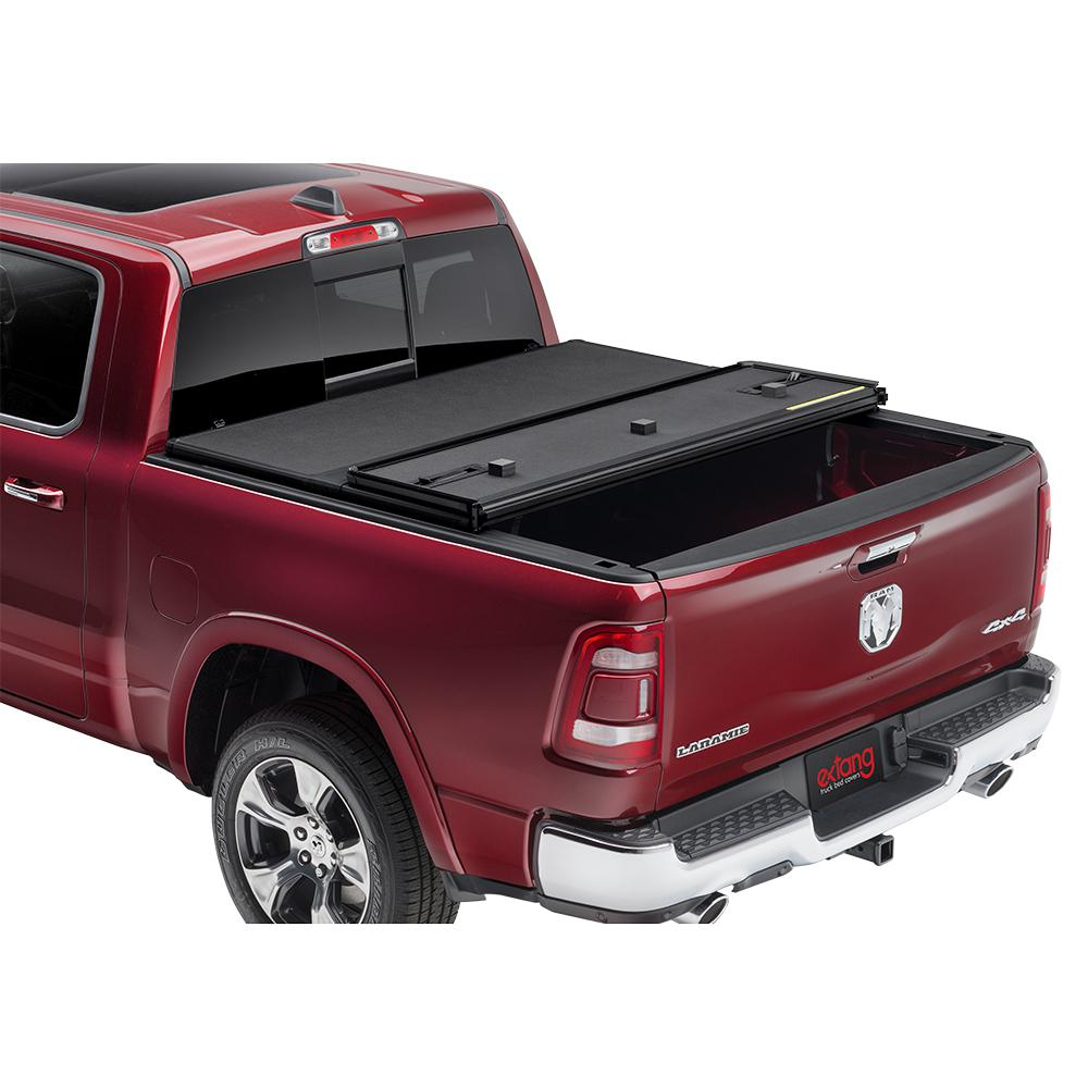 Rambox Tonneau Cover >> Extang Solid Fold 2 0 Tonneau Cover For 19 New Body Style Ram 5 Ft