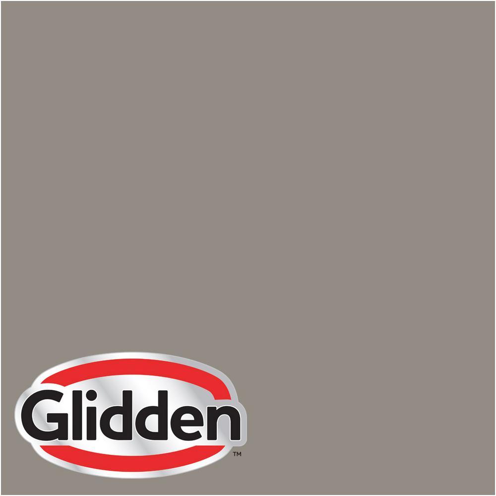 Glidden Premium 8 Oz Hdgwn52u Castle Wall Grey Flat Interior Paint
