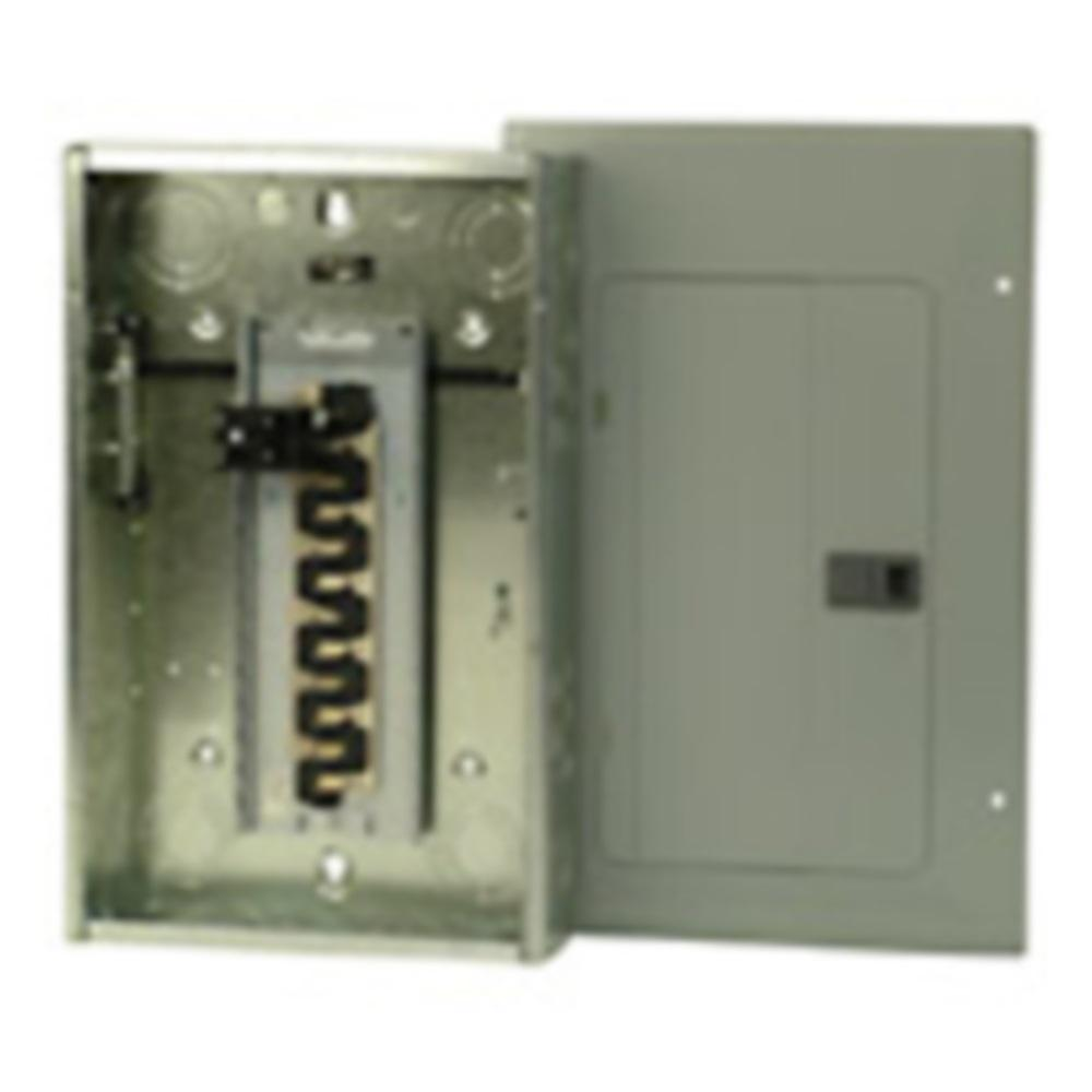 Eaton Br 150 Amp 20 E 30 Circuit Indoor Main Breaker Loadcenter With Combination Cover