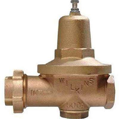 2 in. Brass Pressure Reducing Valve