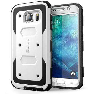 Armorbox Full-Body Case for Galaxy S6, Green