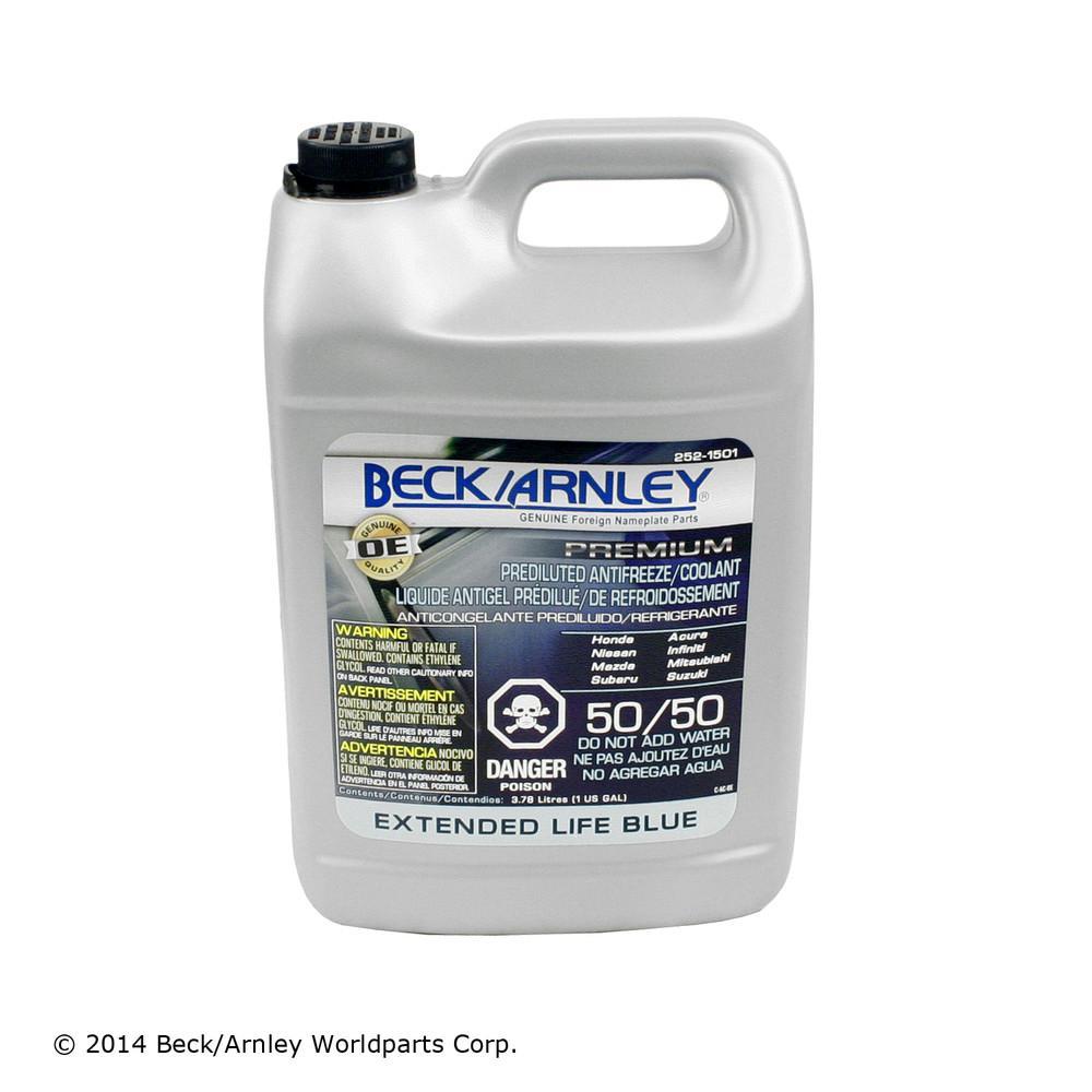 Beck/Arnley Engine Coolant / Antifreeze