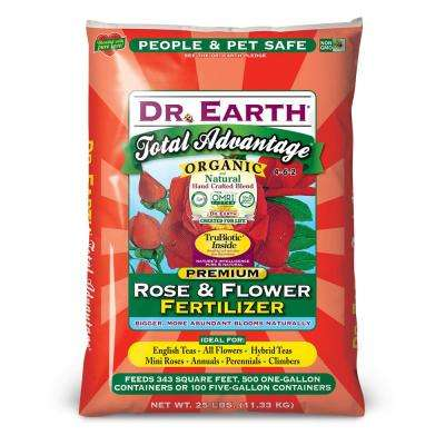 25 lb. Total Advantage Rose and Flower Fertilizer