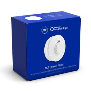 Samsung SmartThings ADT Smoke Detector by Samsung