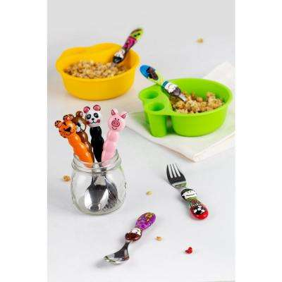 Animos/Kiddos 8-Piece Flatware Set
