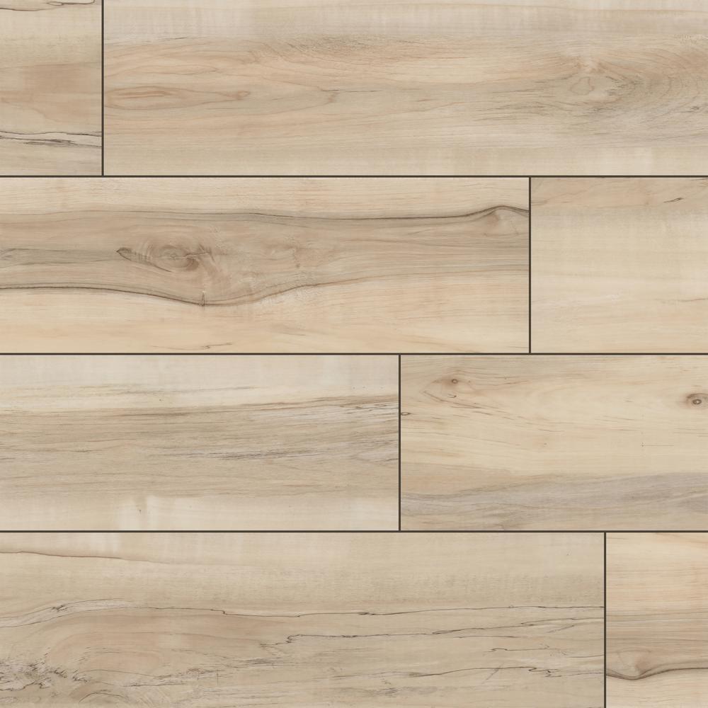 Brook Park Oak 7 in. x 42 in. Rigid Core Luxury Vinyl Plank Flooring (20.8 sq. ft. / case)