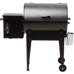 traeger tailgater elite 20 wood fired pellet grill and smoker in rh homedepot com Older Traeger Grills Older Traeger Grills