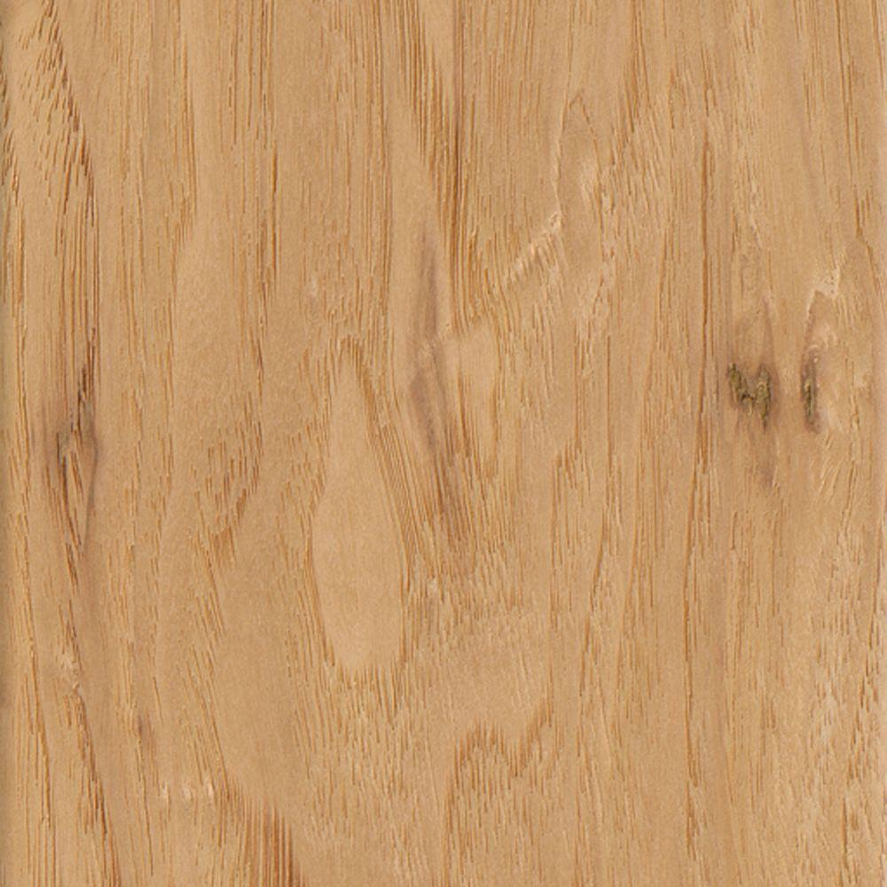 Hampton Bay Middlebury Maple Laminate Flooring 5 In X 7