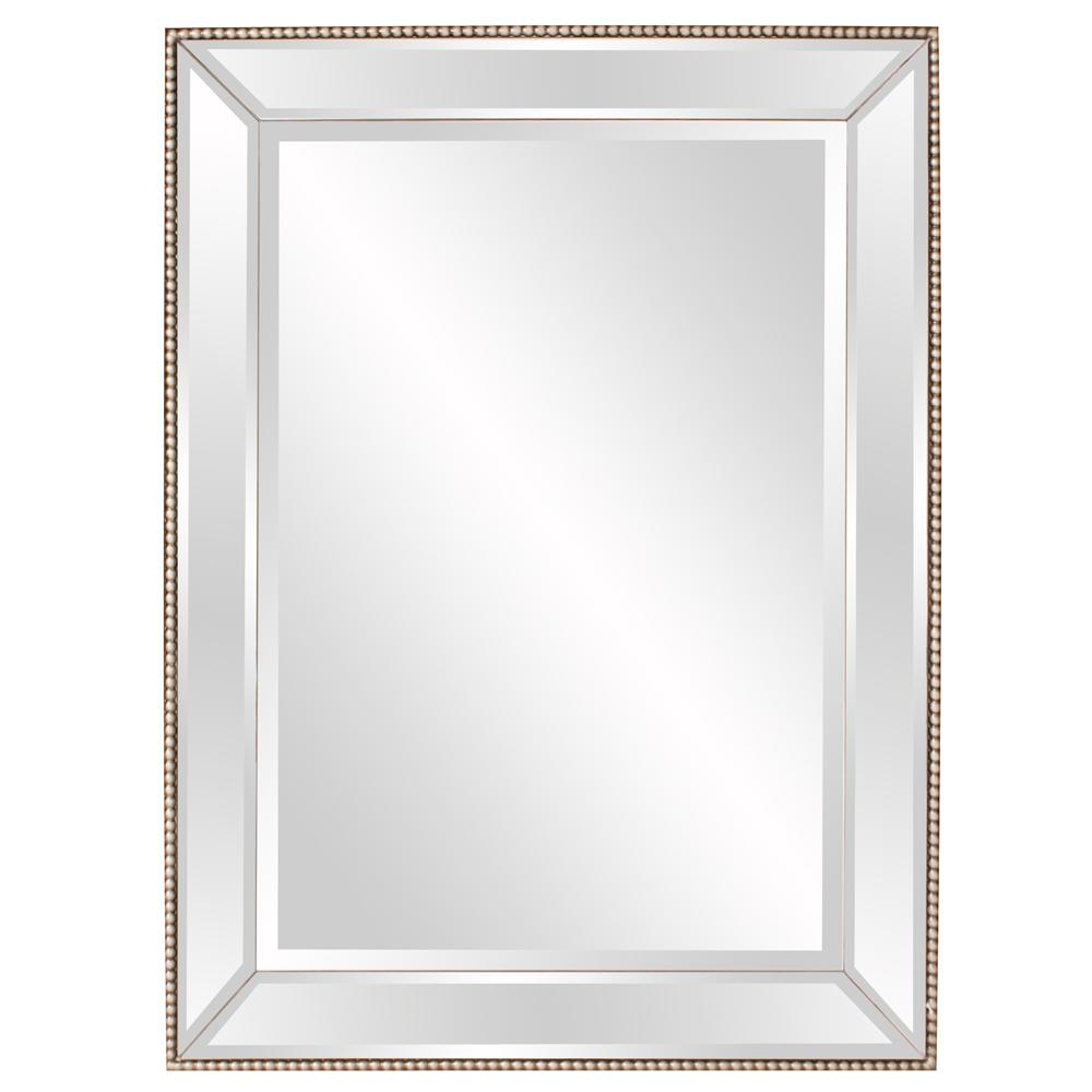 roberto mirrored mirror 65036 the home depot. Black Bedroom Furniture Sets. Home Design Ideas