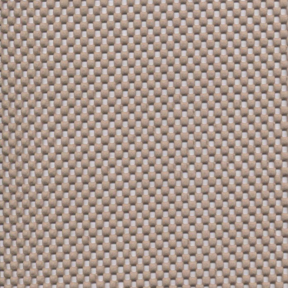 Premium Grip Taupe Shelf Liner (Set of 6)
