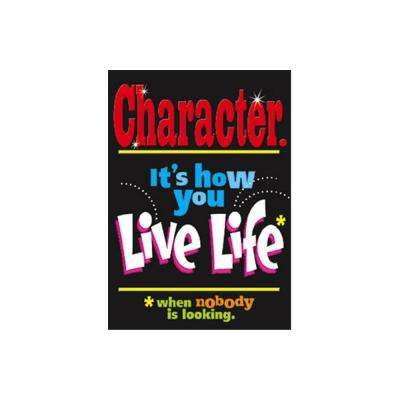 Character Its How You Live Poster