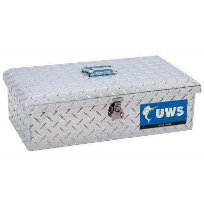 21 in. Aluminum Small Tool Box