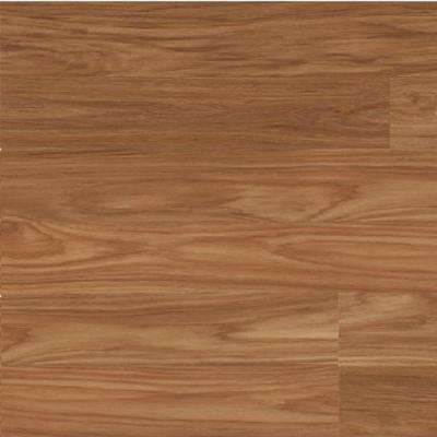 Take Home Sample - Sherwood Heights Davenport Hickory Laminate Flooring - 7-5/8 in. x 10 in.