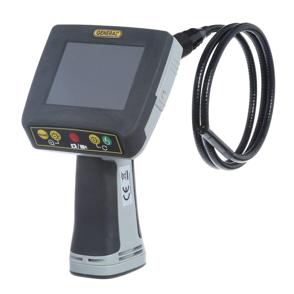 General Tools Waterproof Recording Video Inspection Syste...
