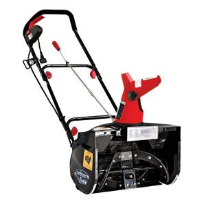 Snow Joe MAX 18 inch 13.5-Amp Electric Snow Blower with Light by Snow Joe