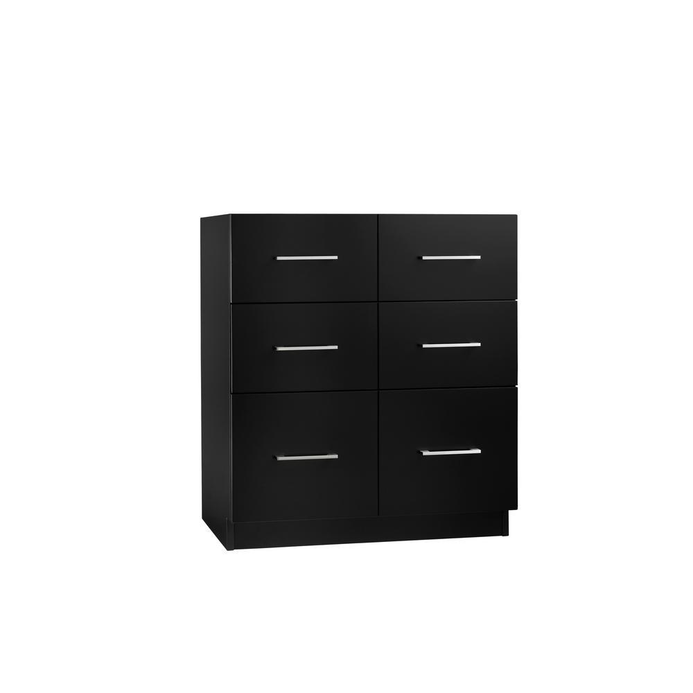 Lassen 24 in. W x 34 in. H Vanity Cabinet Only