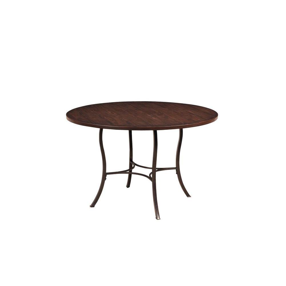 Cameron Dark Grey Dining Table