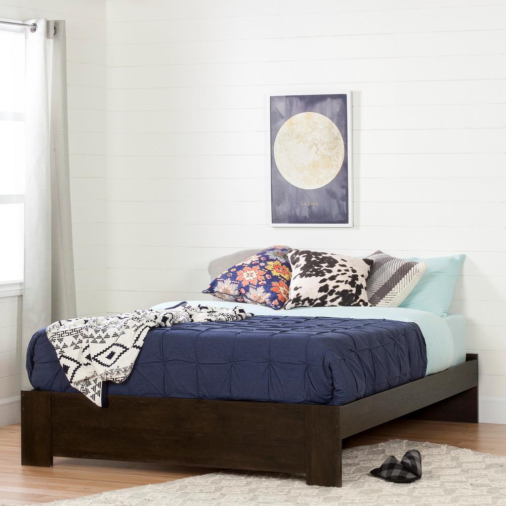 Flexible Queen Platform Bed