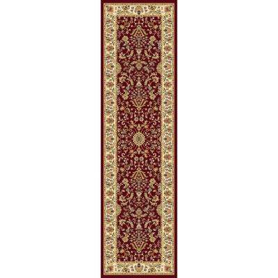 Williams Collection Istanbul Red 2 Ft In X 7 10