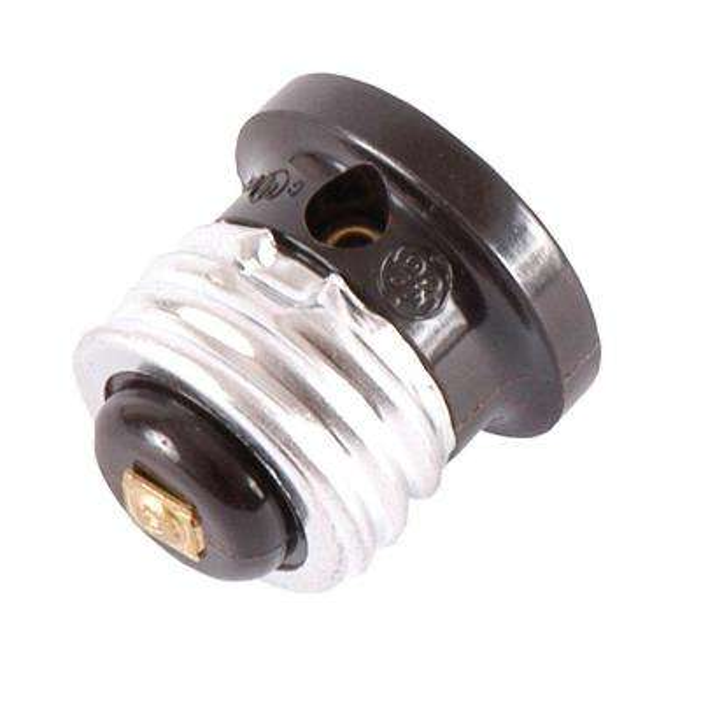 Polarized Handy Outlet Plug, Black (2-Pack)
