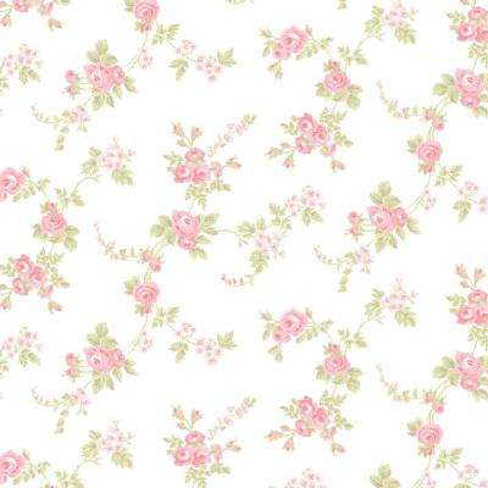 Chic Rose Wallpaper