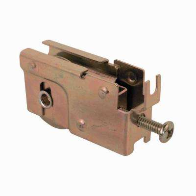 1-1/8 in. Steel Ball Bearing Sliding Glass Door Roller Assembly, 23/32 in. x 1-3/16 in. Housing