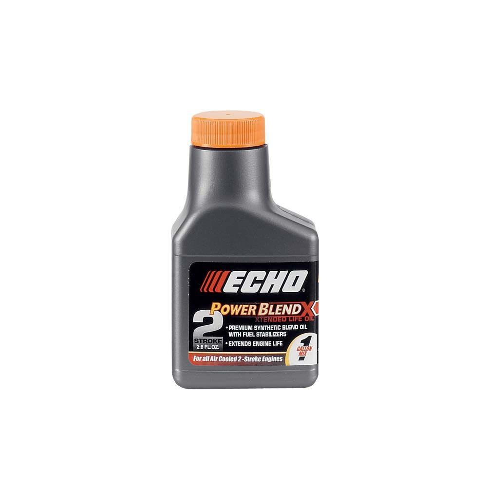 Power Blend 2.6 oz. 2-Stroke Engine Oil with Fuel Stabilizer