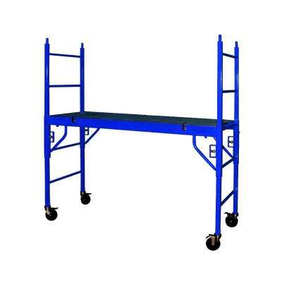 8 ft. x 6 ft. x 2.5 ft. Interior Scaffold 1000 lbs. Load Capacity