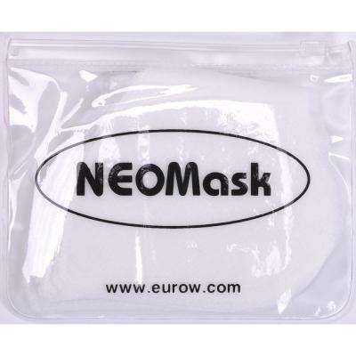 Replacement Dust Filters for NeoMask Neoprene Carbon Mask (10-Pack)