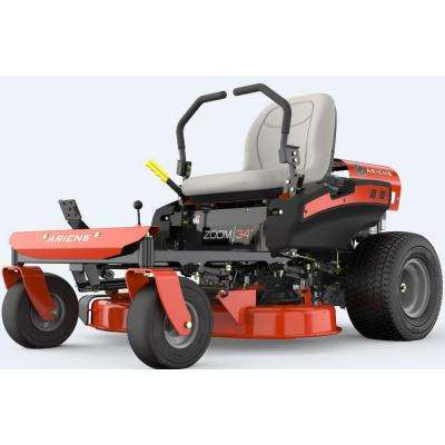 Zoom 34 in. 19 HP Kohler V Twin Zero-Turn Riding Mower