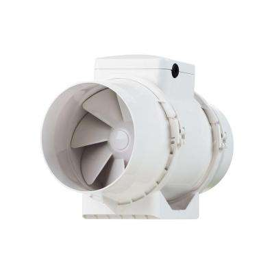 327 CFM Power 6 in. Energy Star Rated Mixed Flow In-Line Duct Fan